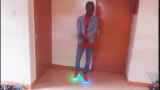Alikiba Aje -Alechi dancing
