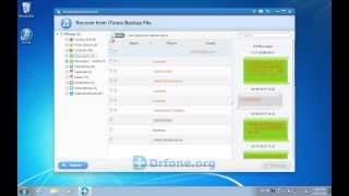 [iPhone 5S SMS Recovery]: How to Retrieve iPhone 5S SMS Text Messages from iTunes Backup