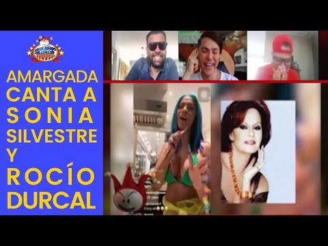Cardi B Muestra Su Barriga Y Amargada Canta A Sonia Silvestre Y Rocío Durcal