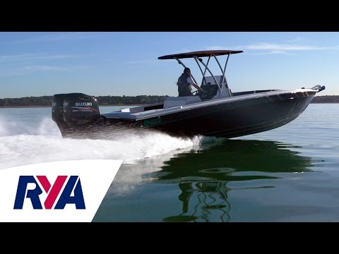 Boat Restoration Project 32ft Monza with Hypro Marine & Suzuki Marine