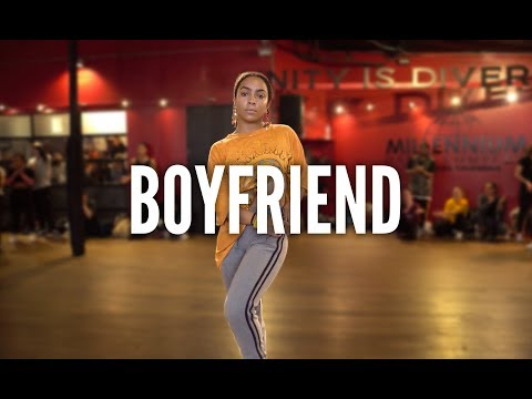 ARIANA GRANDE x SOCIAL HOUSE - Boyfriend   Kyle Hanagami Choreography