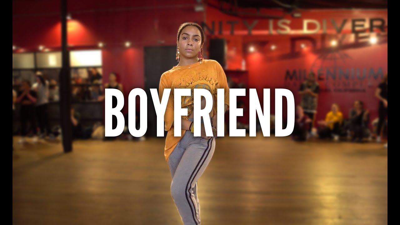 Download ARIANA GRANDE x SOCIAL HOUSE - Boyfriend | Kyle Hanagami Choreography