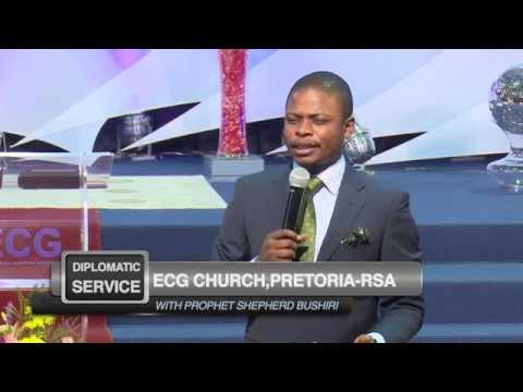God is concerned with your finances part 1-Prophet Shepherd Bushiri