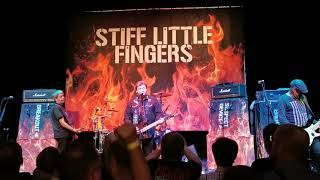 Stiff Little Fingers - Nobody's Hero (live in Singapore)