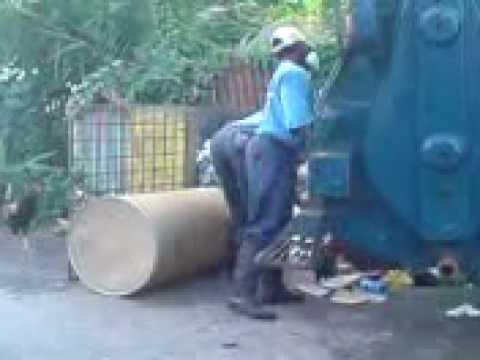 At Work in Sauteurs, Grenada