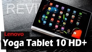 Lenovo Yoga Tablet 10 HD+ - REVIEW