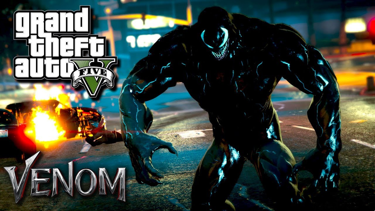 GTA V ULTIMATE VENOM MOD - Gta 5 Mods!