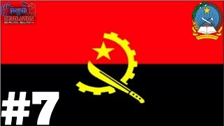 Geopolitical Simulator 4 - Angola - pt7: Assassinated