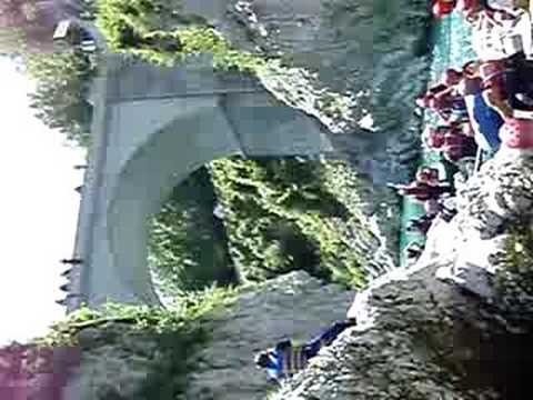 Napoleon Bridge-Slovenia-Marcel Jump 21m