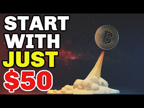How To Invest In Bitcoin With Just $50 - Bitcoin For Beginners