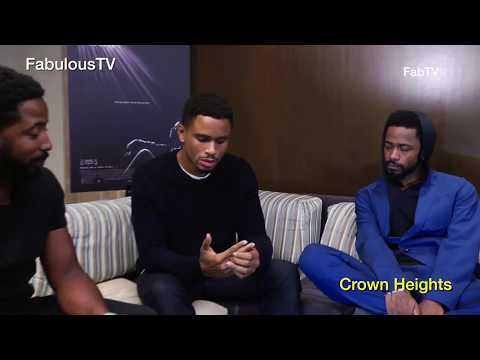 Nnamdi Asomugha & Lakeith Stanfield talk about