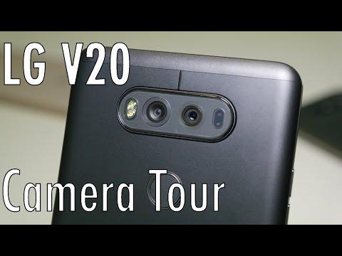 LG V20 Camera Tour: The best camera app gets even better!