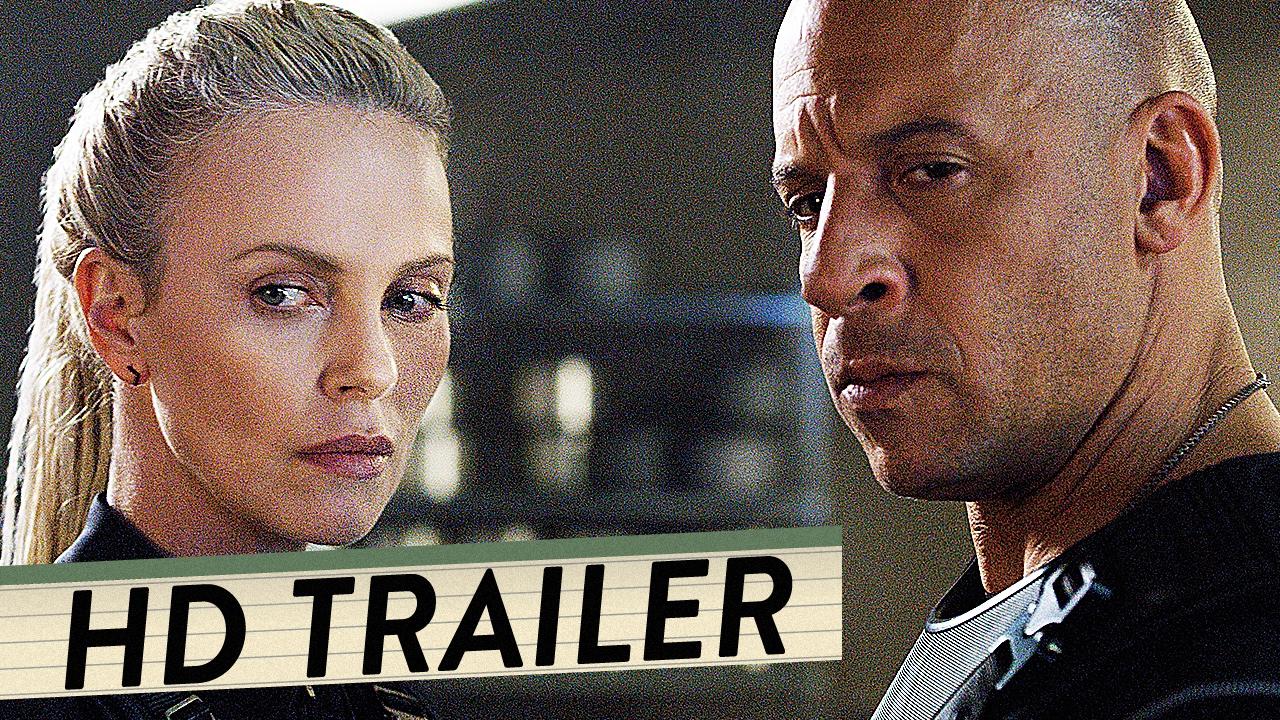 Fast And Furious 8 Trailer Deutsch