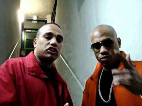 MARIO WINANS & DJ TEDDY JAM GIVING A SHOUT OUT TO SUDAN