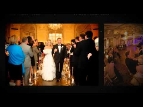 Weddings at The Fairmont Copley Plaza