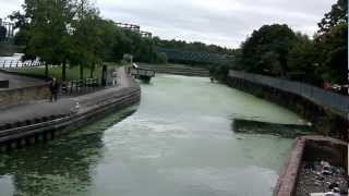 The River Lea to the River Thames -london jog
