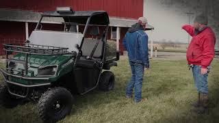 Tractor Supply American Landmaster Trail — Totoku