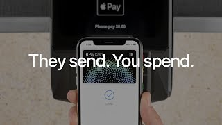 Apple Pay — They send, you spend — Salsa