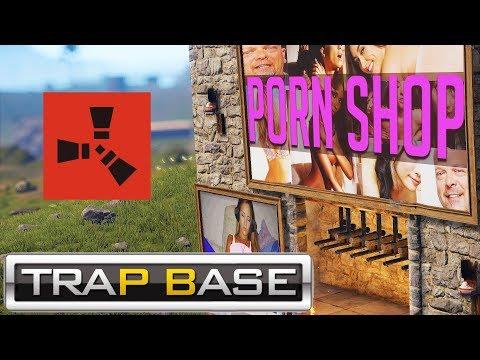 PORN TRAP BASE - Rust