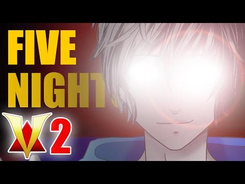 Five Nights At VenturianTale 2 Teaser Trailer (FNAF Horror Fan Game)