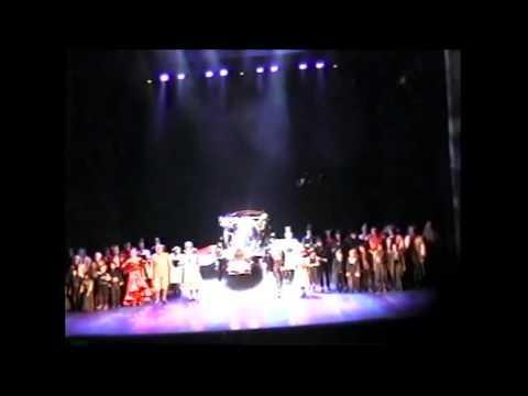 Raúl Esparza -Chitty Chitty Bang Bang End