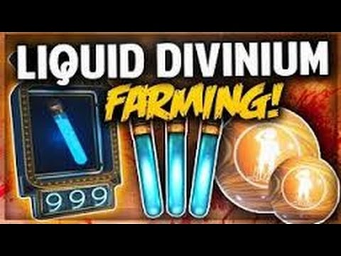 Comment Avoir Des Liquide Divinium Bo3