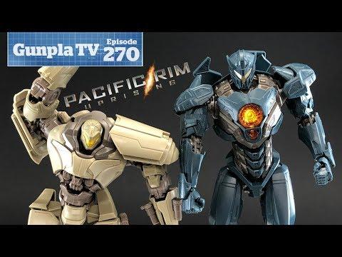 Gunpla TV – 270 – Pacific Rim Uprising & Gundam 00 Diver!
