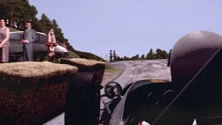 rFactor 2: Jack Brabham Onboard at Historic Spa [Real Onboard Cam]