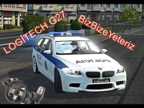 ETS 2 POLİS MODU !!!! G 27 BizBizeyeteriz