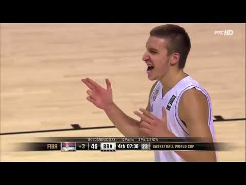 Bogdan Bogdanovic - ONE OF THE BEST SHOOTING GUARDS EVER