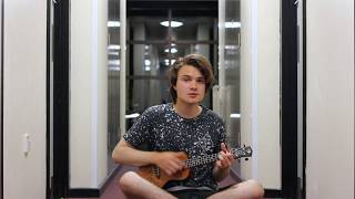 'Out Of My Head' Ukulele Cover (The Wombats) | Alex.S