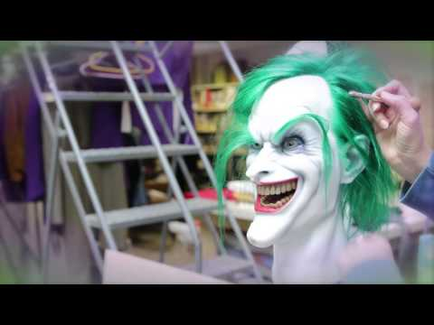 sally-corporation-|-the-joker-animatronic-(time-lapse)