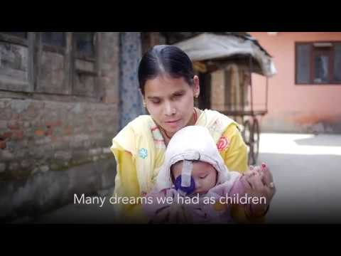 Campaign For Australian Aid - Seeing Dreams