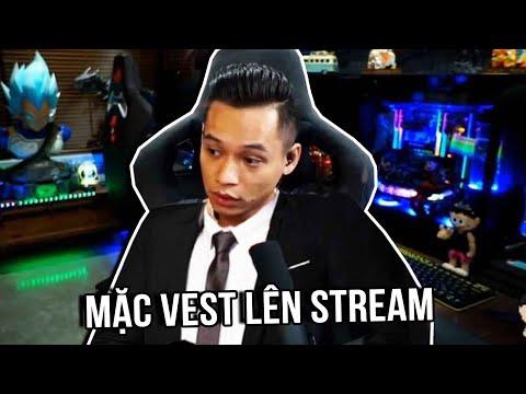 (Talkshow) Lên stream mặc Vest, văn hóa ứng xử của Phùng Thanh Lịch.