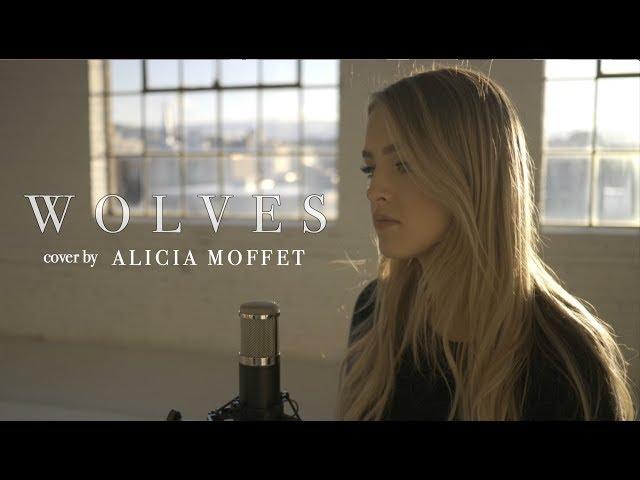 Selena Gomez, Marshmello - Wolves ( Cover by Alicia Moffet )