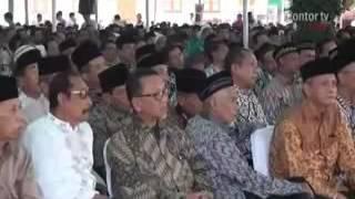 TERAKHIR Ceramah KH Hasyim Muzadi
