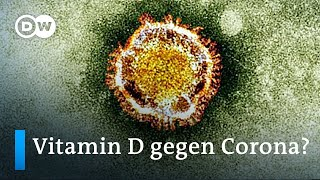 Ernährungsmedizin: Können Nahrungsergänzungsmittel vor COVID-19 schützen? | DW Nachrichten