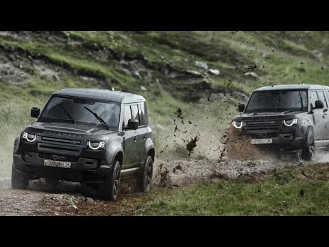 New Land Rover Defender 2020 review