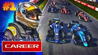 F1 2019 Career Mode Part 1: Forming F2 Rivalries