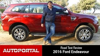 Toyota Fortuner vs Ford Endeavour | ZigWheels