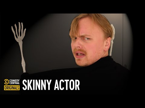 Actors Who Lose a Lot of Weight to Win an Award (feat. Gus Johnson)