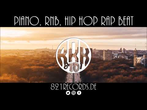 "►Piano, RnB, Hip Hop Rap ""FREE BEAT""◄ [prod  by 821 Records]"
