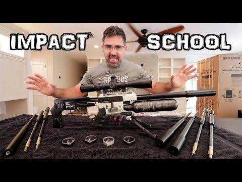 NEW FX Impact X Master Tuning & Barrel Guide - Vlog02