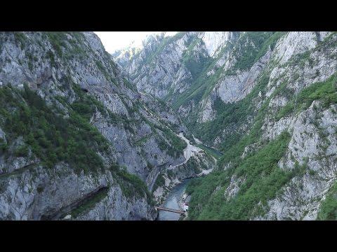 """Balkán-körút. 5.rész: """"Kanyonvilág"""" 2012. (Montenegro) HD 720p"""
