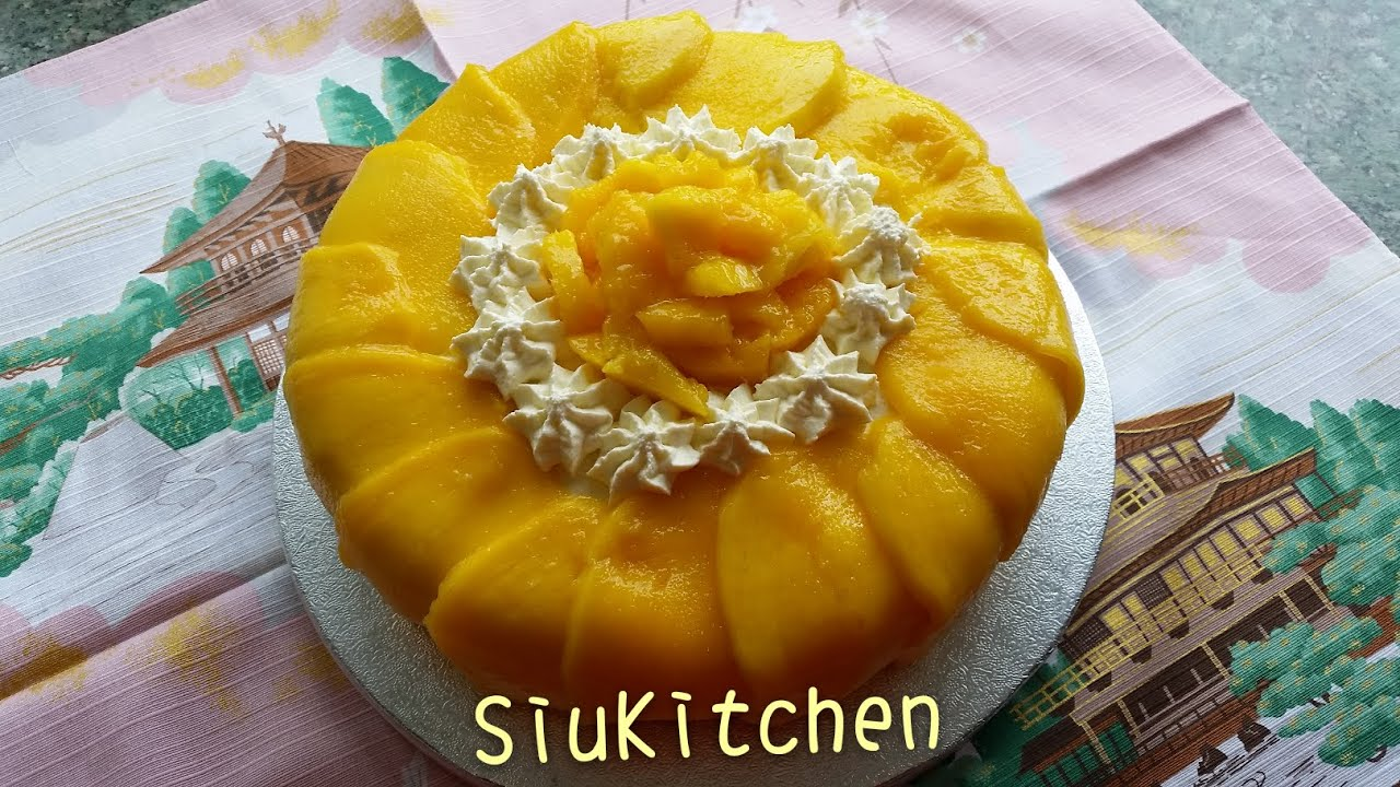 How To Make Mango Cake Without Egg