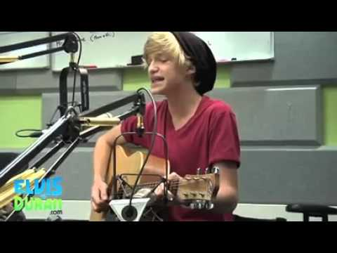 Cody Simpson-Love So Strong at NYC s Z100 Radio Station HD