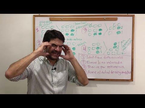 Cómo definir qué diferenciales comunicar
