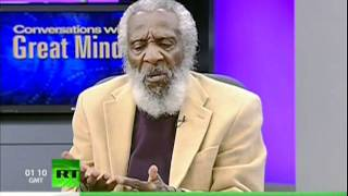 Hartmann: Conversations with Great Minds - Dick Gregory. Part 1