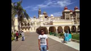 The Majestic Palace of Mysore-Karnataka