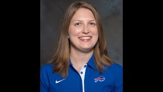 Bills Make Kathryn Smith First Female Full Time Assistant Coach in NFL History   NFL
